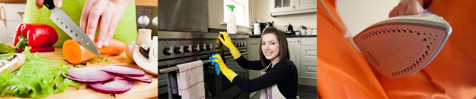 2P Household Staff - Household staff